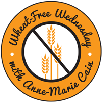 Wheat-Free Wednesday Blog Hop Button