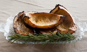 ... balsamic and rosemary glazed fingerling potatoes recipes dishmaps