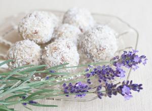 Apricot-Lavender-Almond Balls